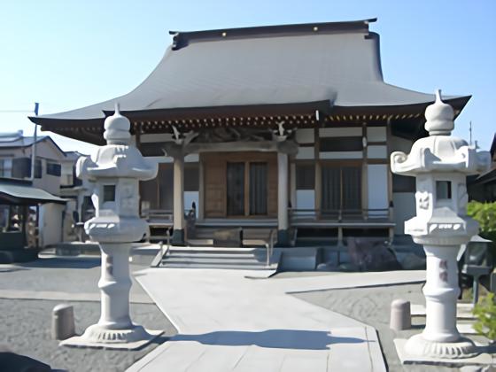浄土宗 長善寺 本堂