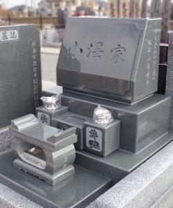 洋型墓石2